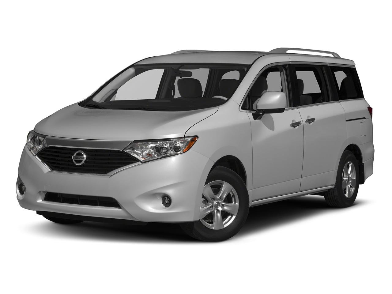 2016 Nissan Quest Vehicle Photo in Vincennes, IN 47591