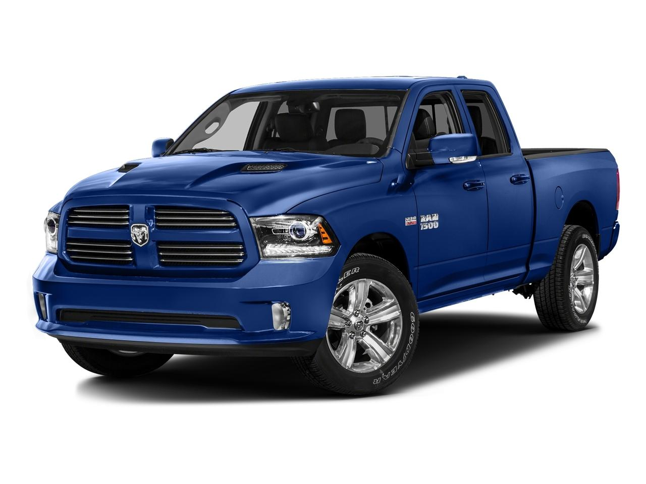 2016 Ram 1500 Vehicle Photo in Beaufort, SC 29906