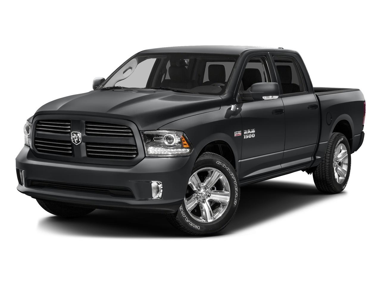 2016 Ram 1500 Vehicle Photo in Frisco, TX 75035