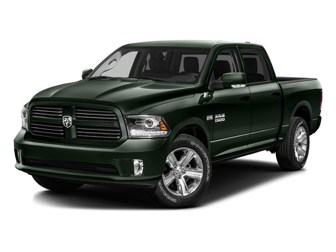 2016 Ram 1500 Vehicle Photo in Winnsboro, SC 29180