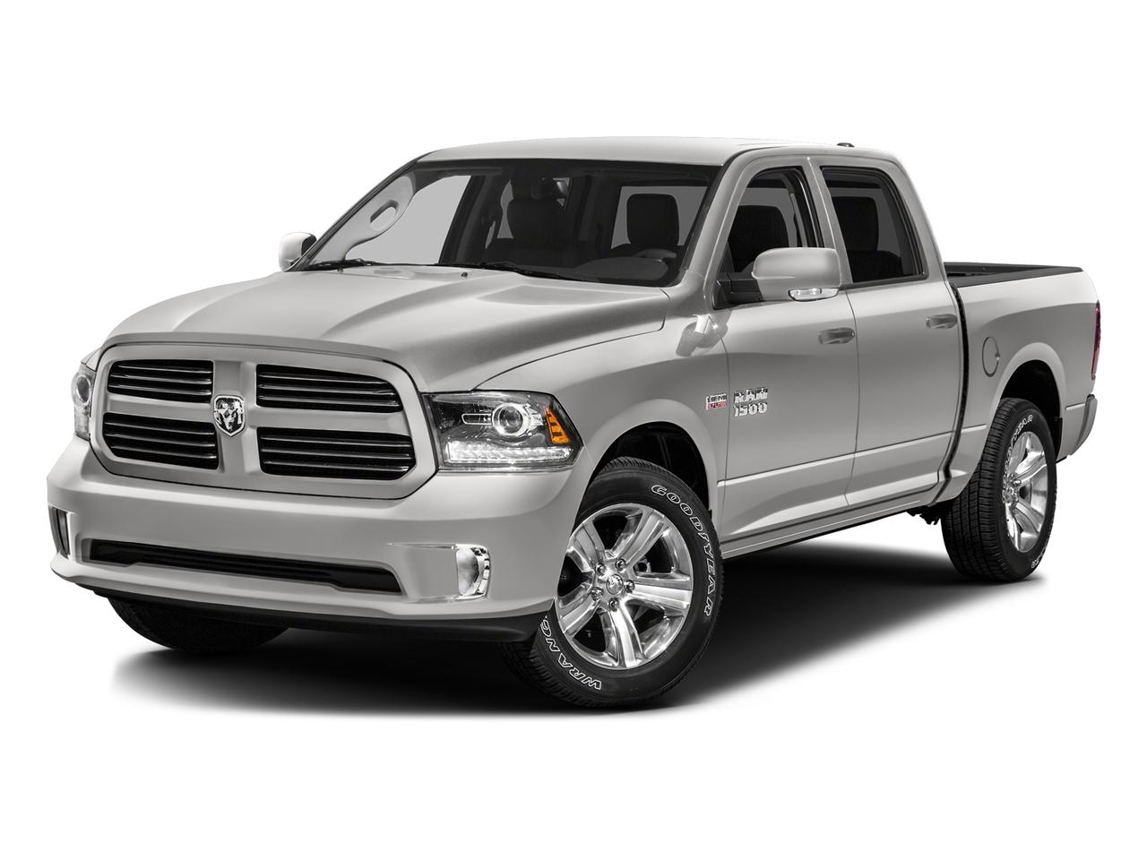 2016 Ram 1500 Vehicle Photo in Lake Bluff, IL 60044