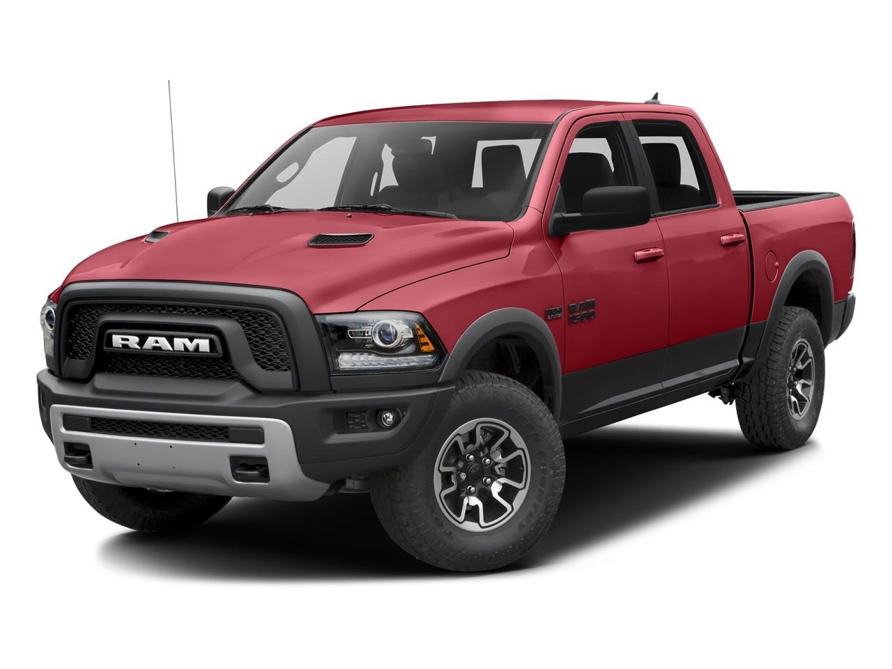 2016 Ram 1500 Vehicle Photo in Anchorage, AK 99515