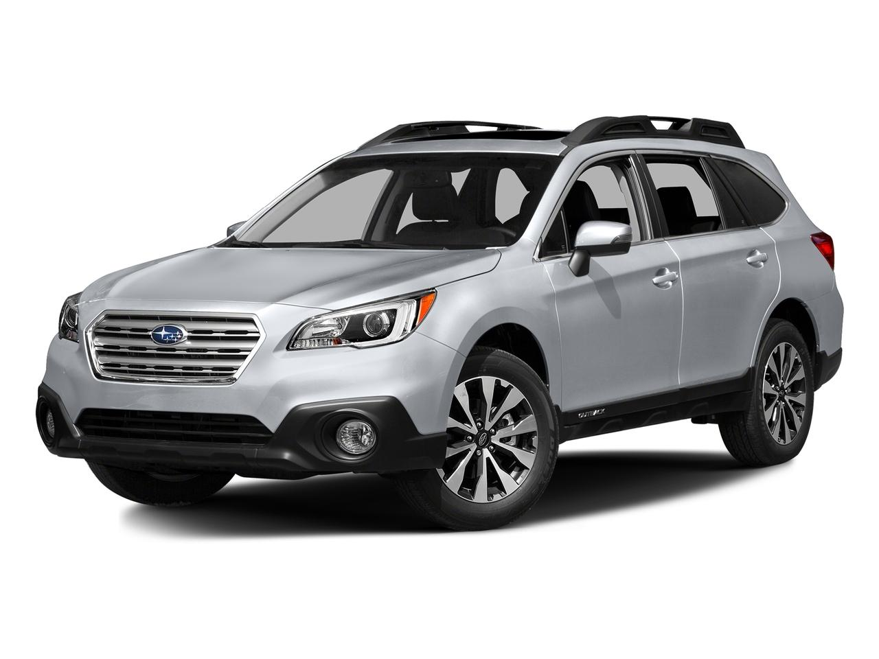 2016 Subaru Outback Vehicle Photo in Plainfield, IL 60586
