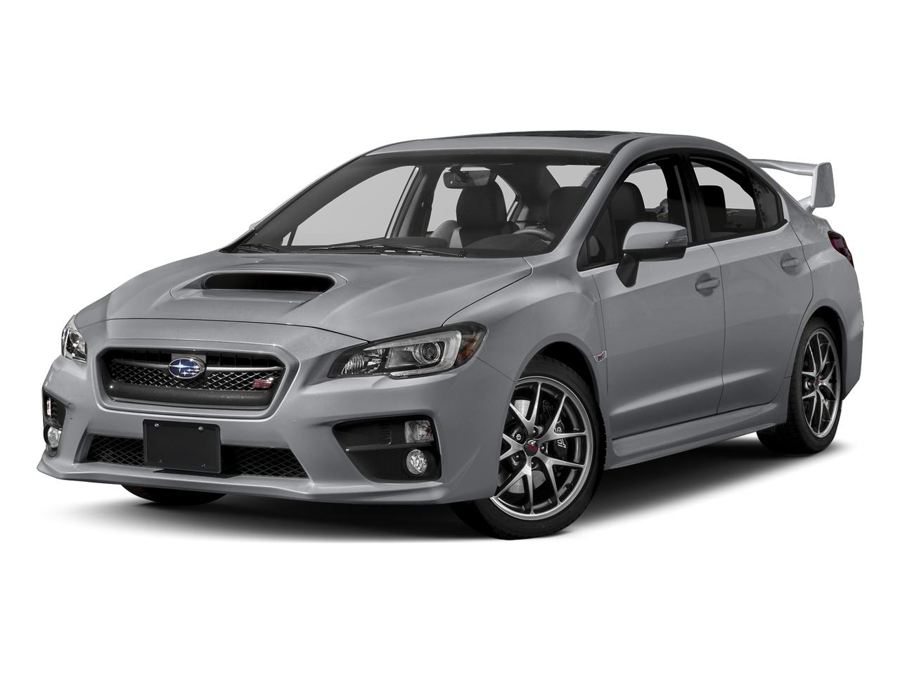2016 Subaru WRX STI Vehicle Photo in Killeen, TX 76541