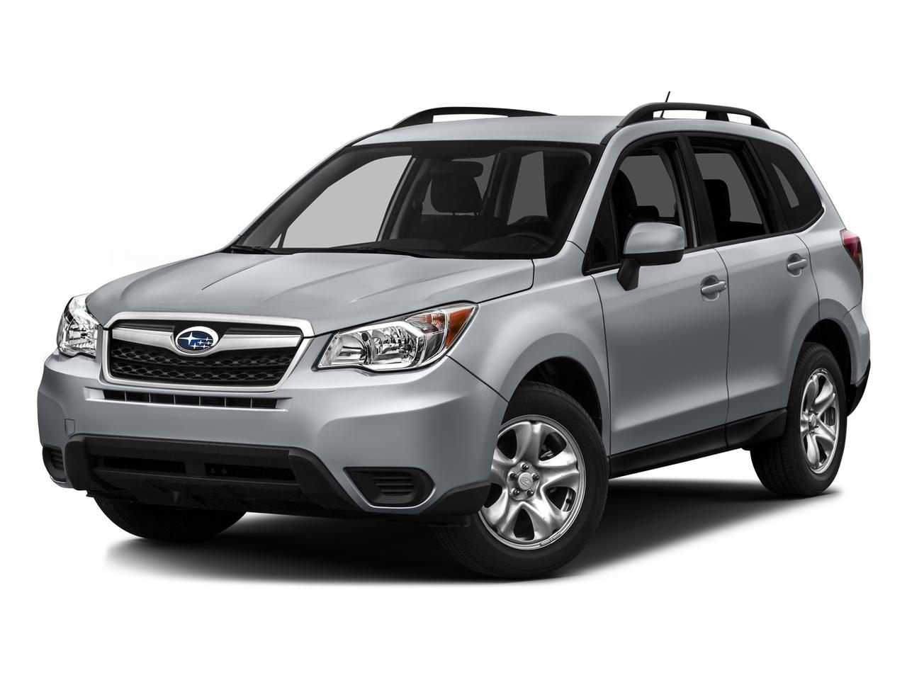 2016 Subaru Forester Vehicle Photo in Allentown, PA 18103