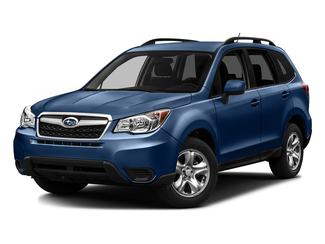 2016 Subaru Forester Vehicle Photo in South Portland, ME 04106