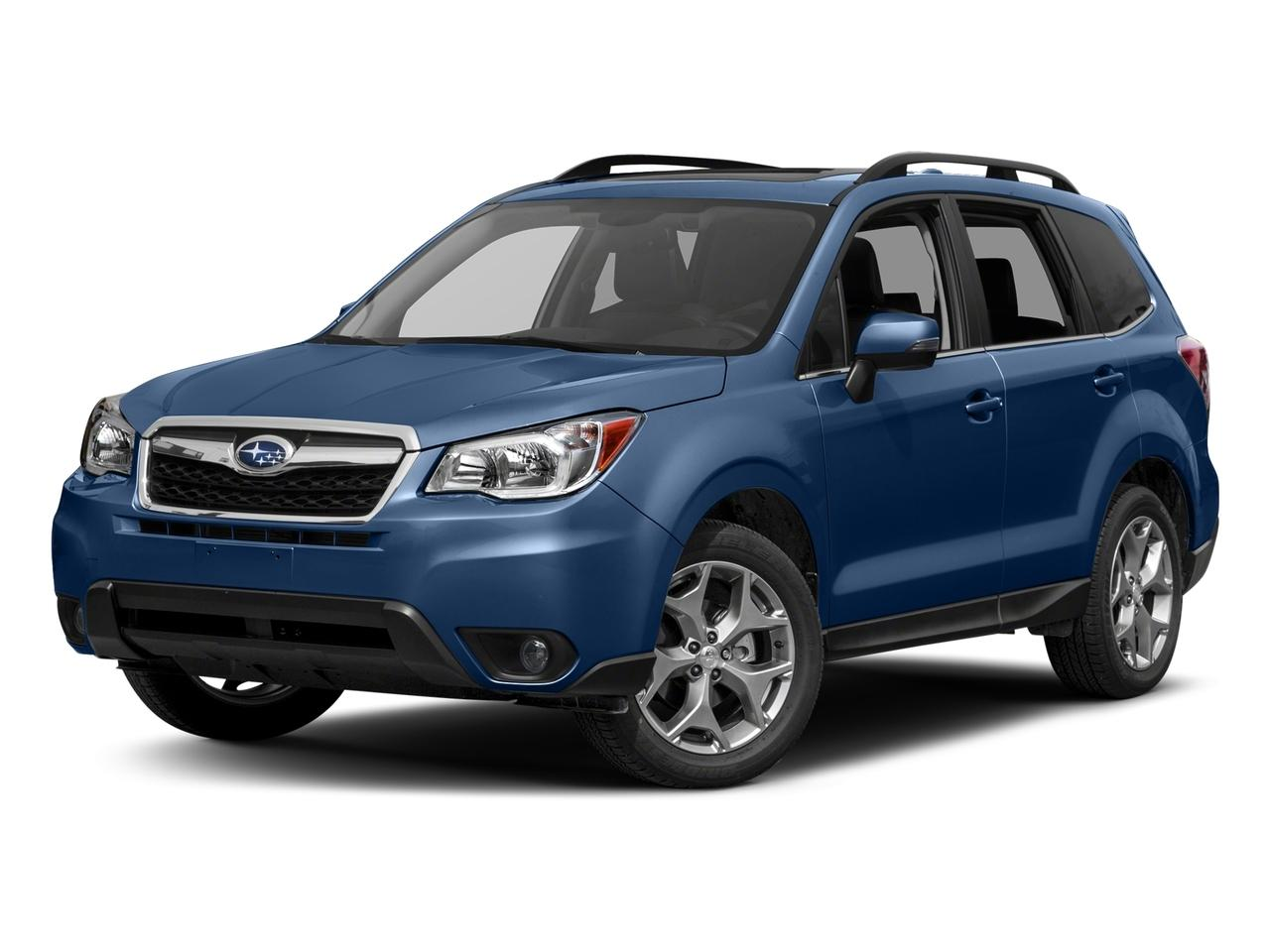2016 Subaru Forester Vehicle Photo in Joliet, IL 60586