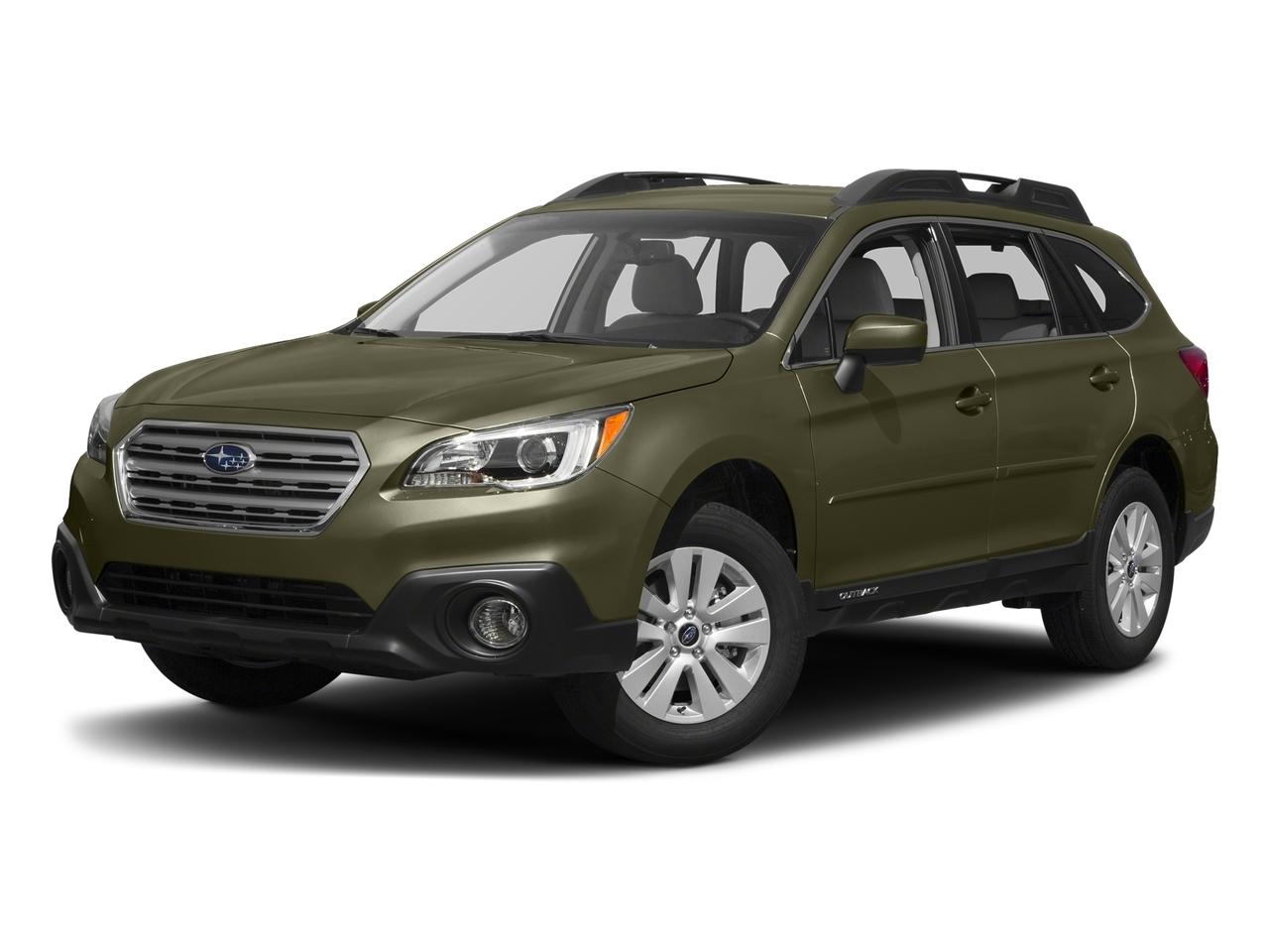 2016 Subaru Outback Vehicle Photo in Joliet, IL 60586