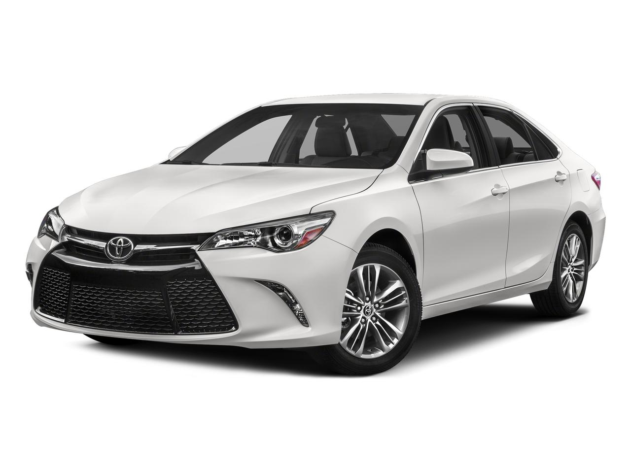 2016 Toyota Camry Vehicle Photo in Oklahoma City, OK 73162