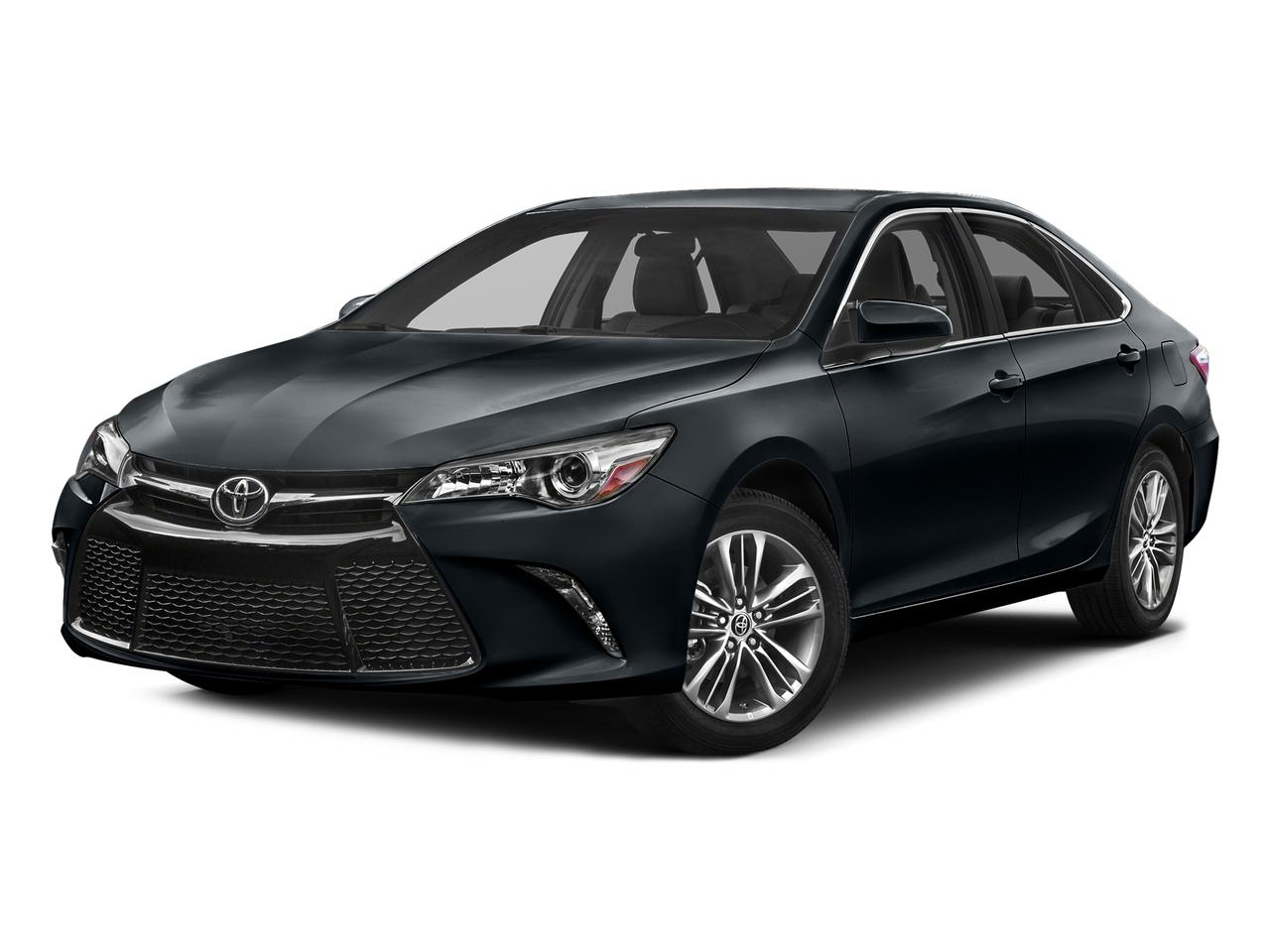 2016 Toyota Camry Vehicle Photo in Decatur, IL 62526
