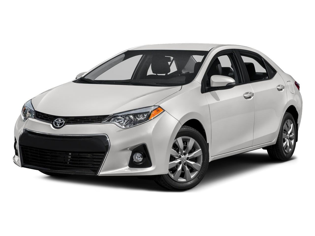 2016 Toyota Corolla Vehicle Photo in Owensboro, KY 42302