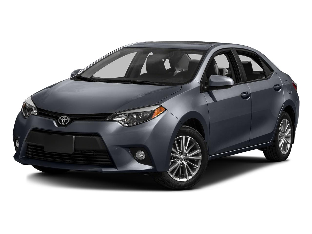 2016 Toyota Corolla Vehicle Photo in Midland, TX 79703