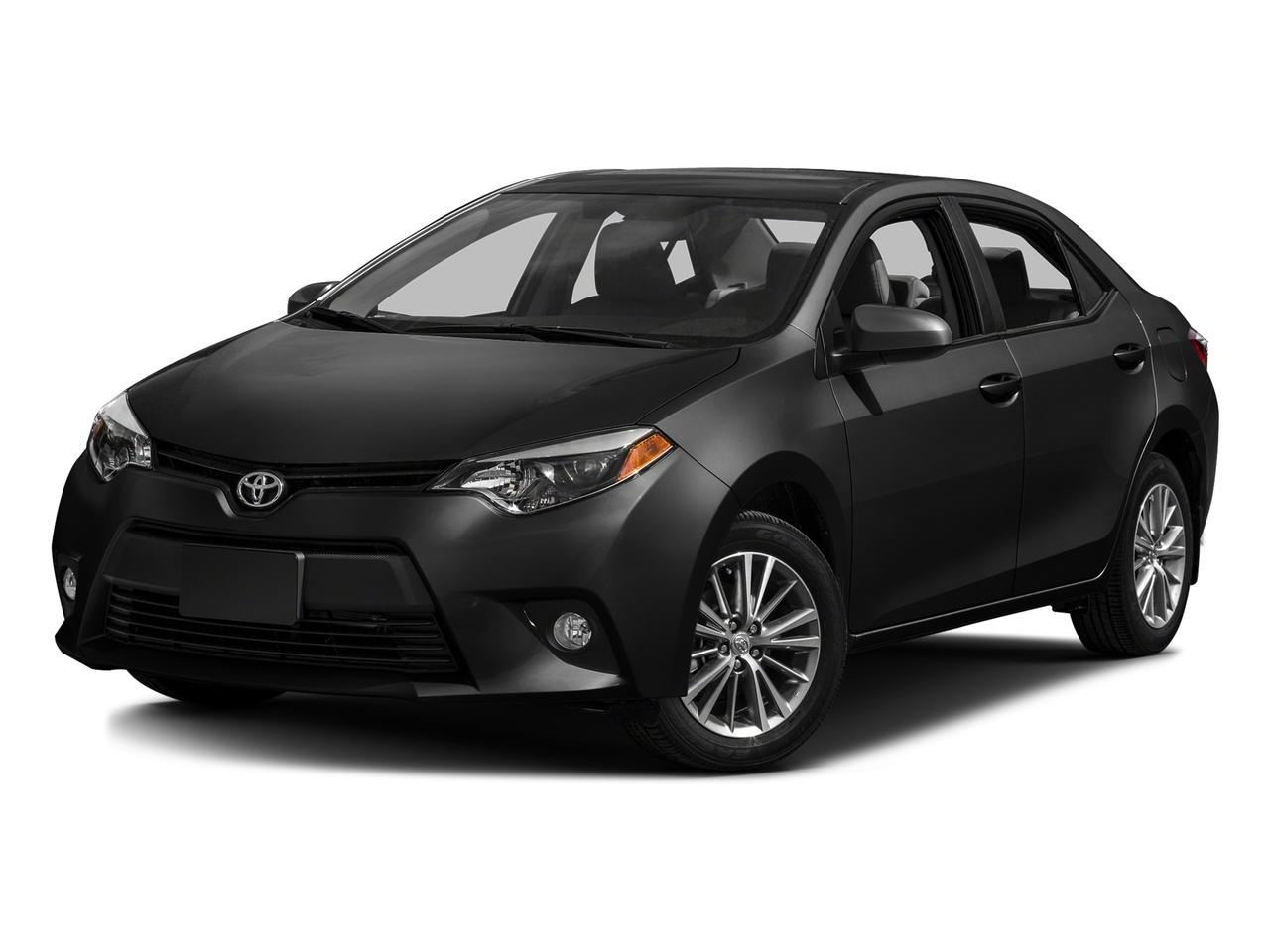 2016 Toyota Corolla Vehicle Photo in Streetsboro, OH 44241