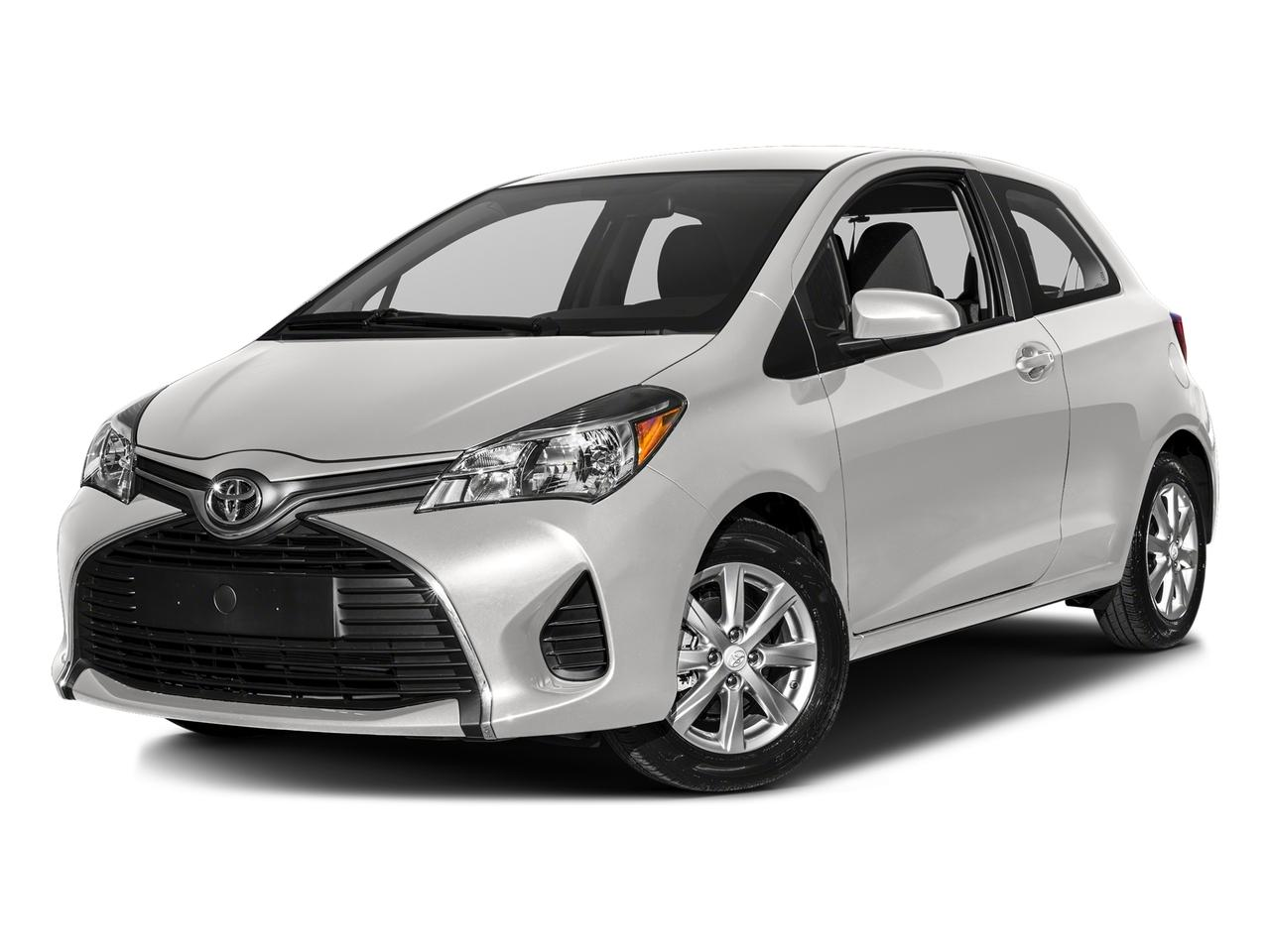 2016 Toyota Yaris Vehicle Photo in Shreveport, LA 71105