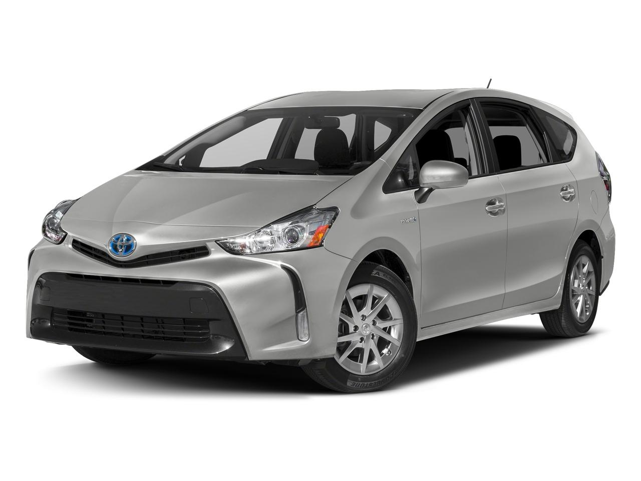 2016 Toyota Prius v Vehicle Photo in Pleasanton, CA 94588