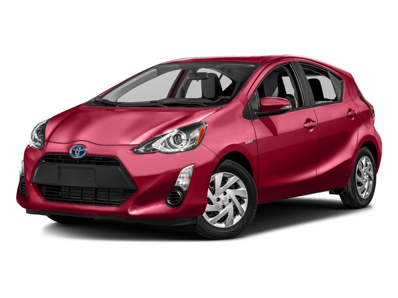 2016 Toyota Prius c Vehicle Photo in Owensboro, KY 42303