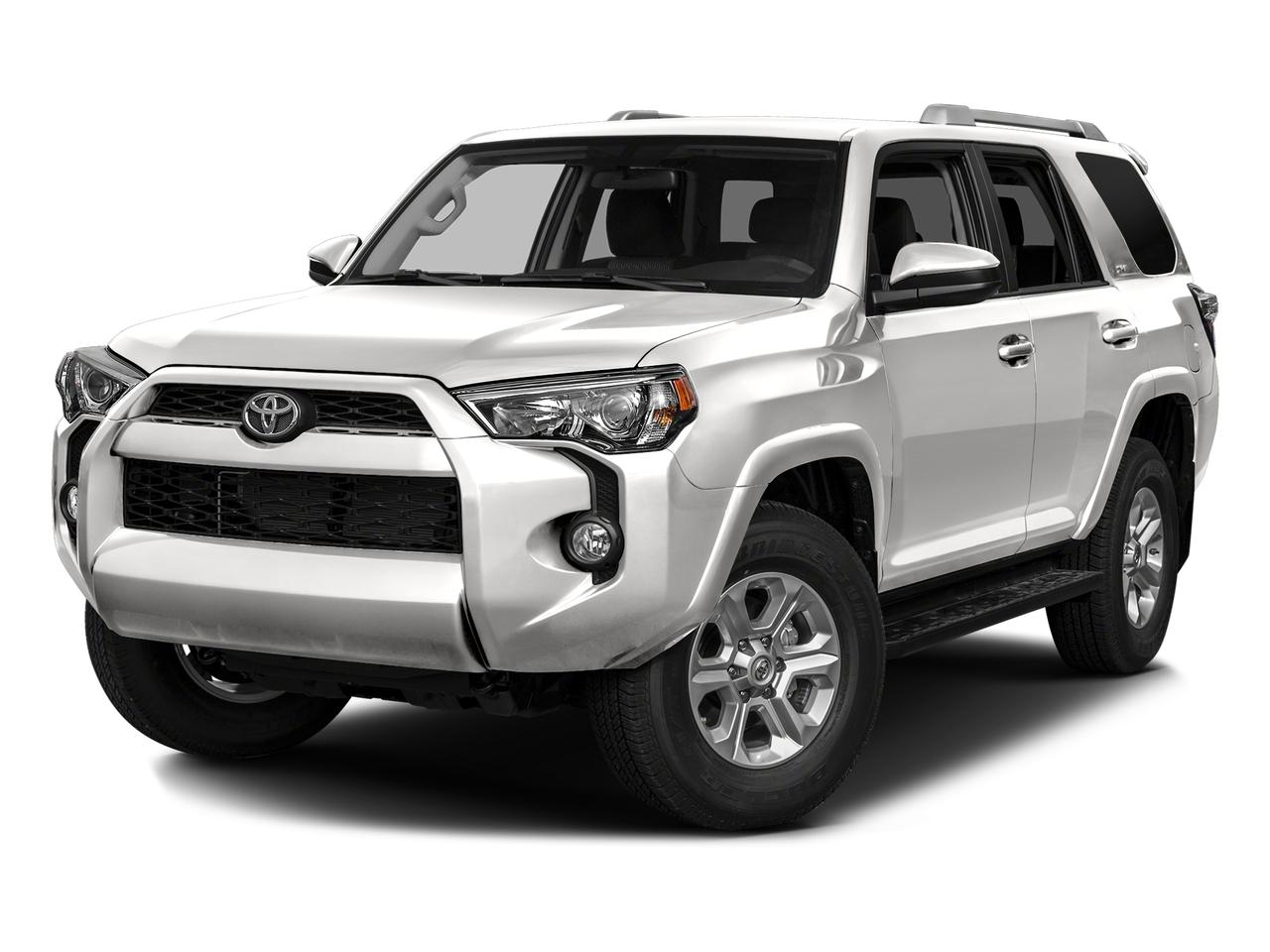 2016 Toyota 4Runner Vehicle Photo in Ennis, TX 75119