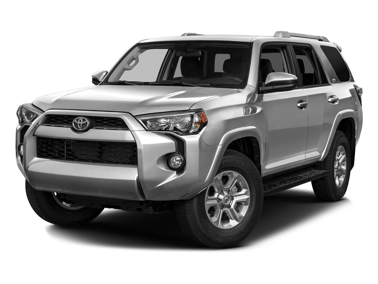 2016 Toyota 4Runner Vehicle Photo in Tulsa, OK 74133