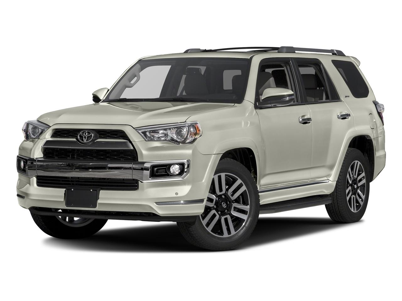 2016 Toyota 4Runner Vehicle Photo in Manassas, VA 20109