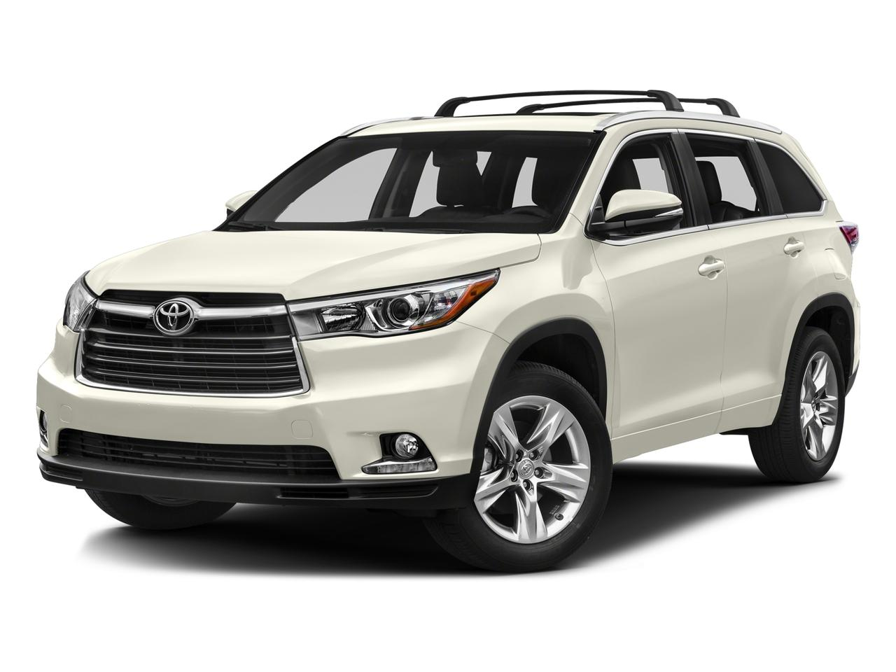 2016 Toyota Highlander Vehicle Photo in TEMPLE, TX 76504-3447