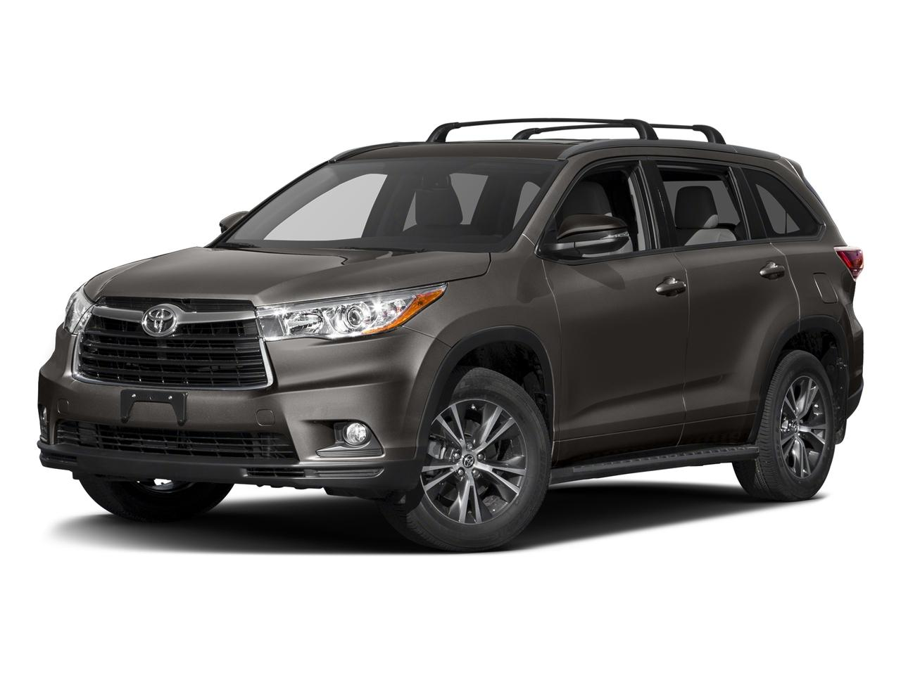 2016 Toyota Highlander Vehicle Photo in Colorado Springs, CO 80905