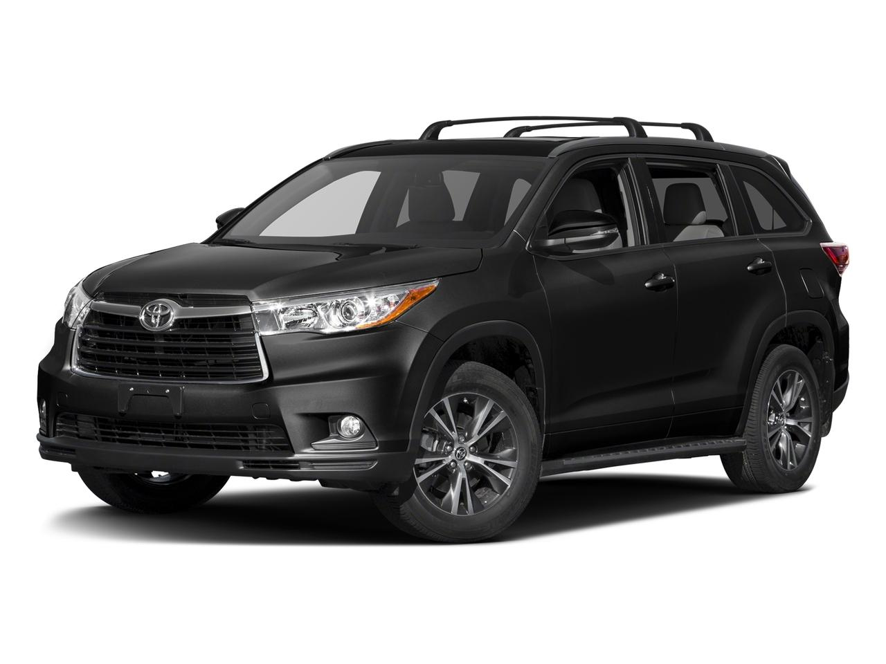 2016 Toyota Highlander Vehicle Photo in OKLAHOMA CITY, OK 73131