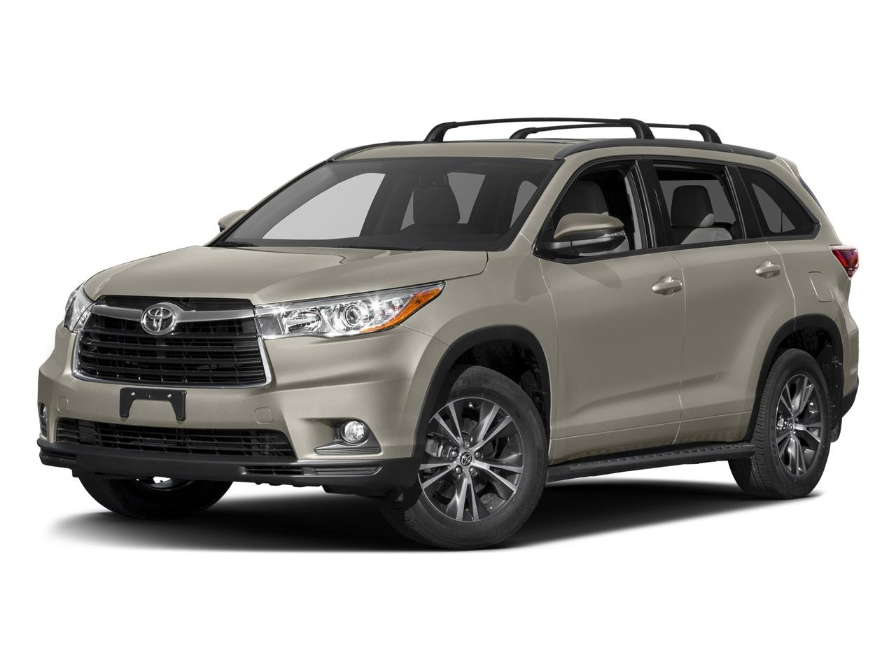2016 Toyota Highlander Vehicle Photo in Columbia, TN 38401