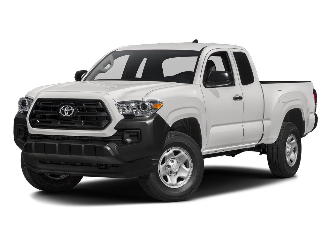 2016 Toyota Tacoma Vehicle Photo in Salem, VA 24153