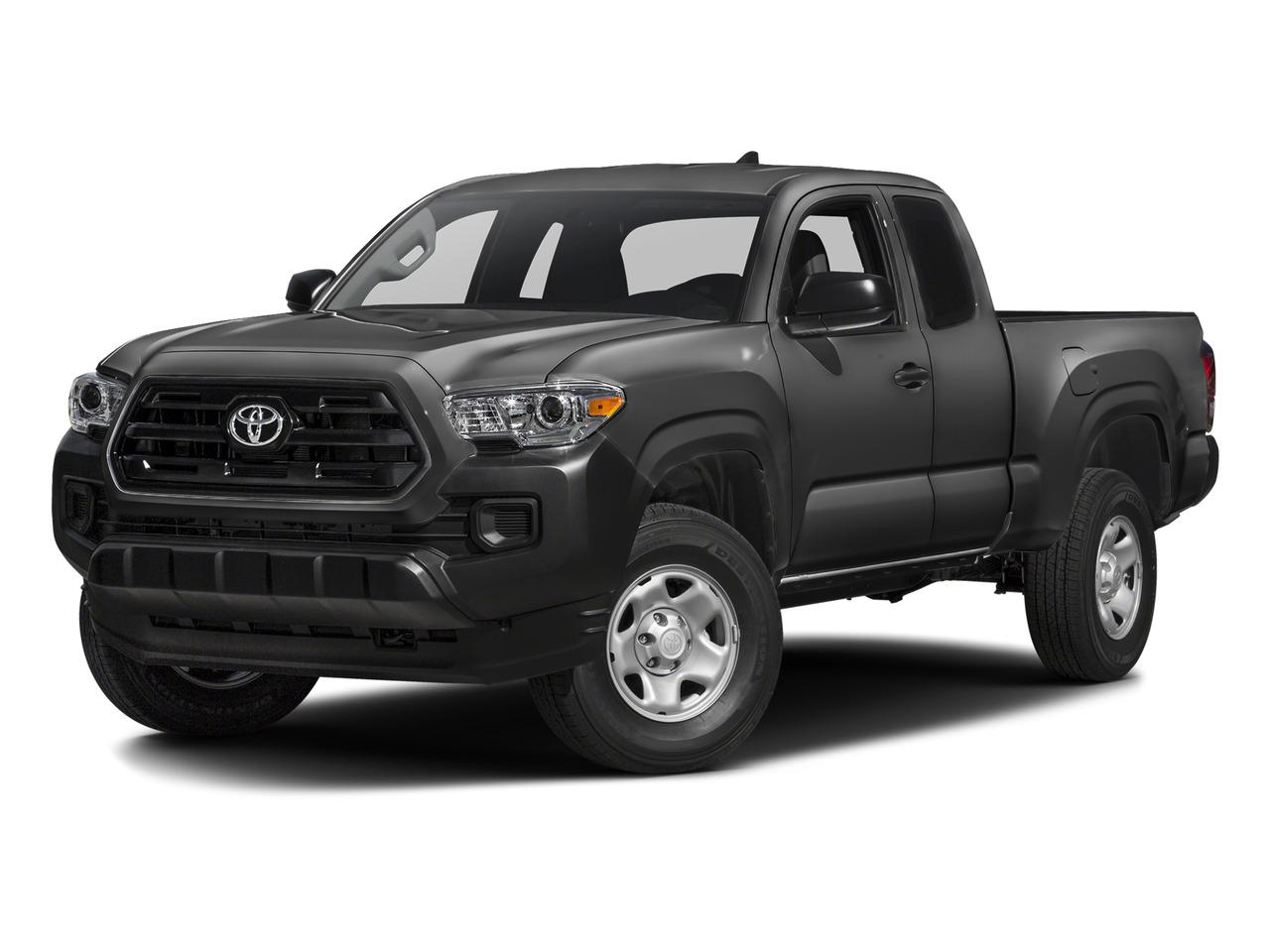 2016 Toyota Tacoma Vehicle Photo in Johnson City, TN 37601