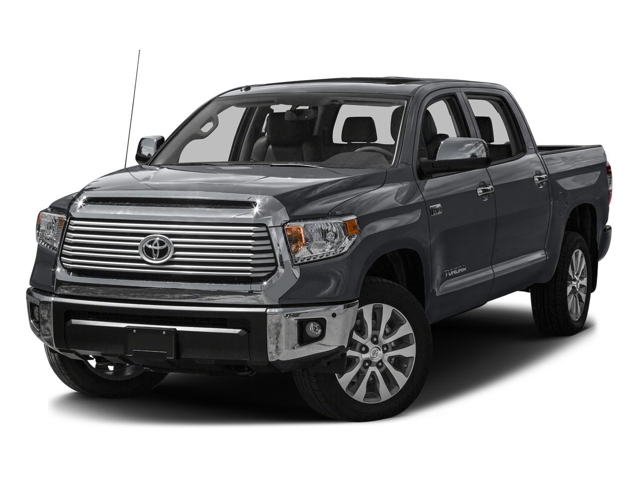 2016 Toyota Tundra 4WD Truck Vehicle Photo in MIDLAND, TX 79703-7718