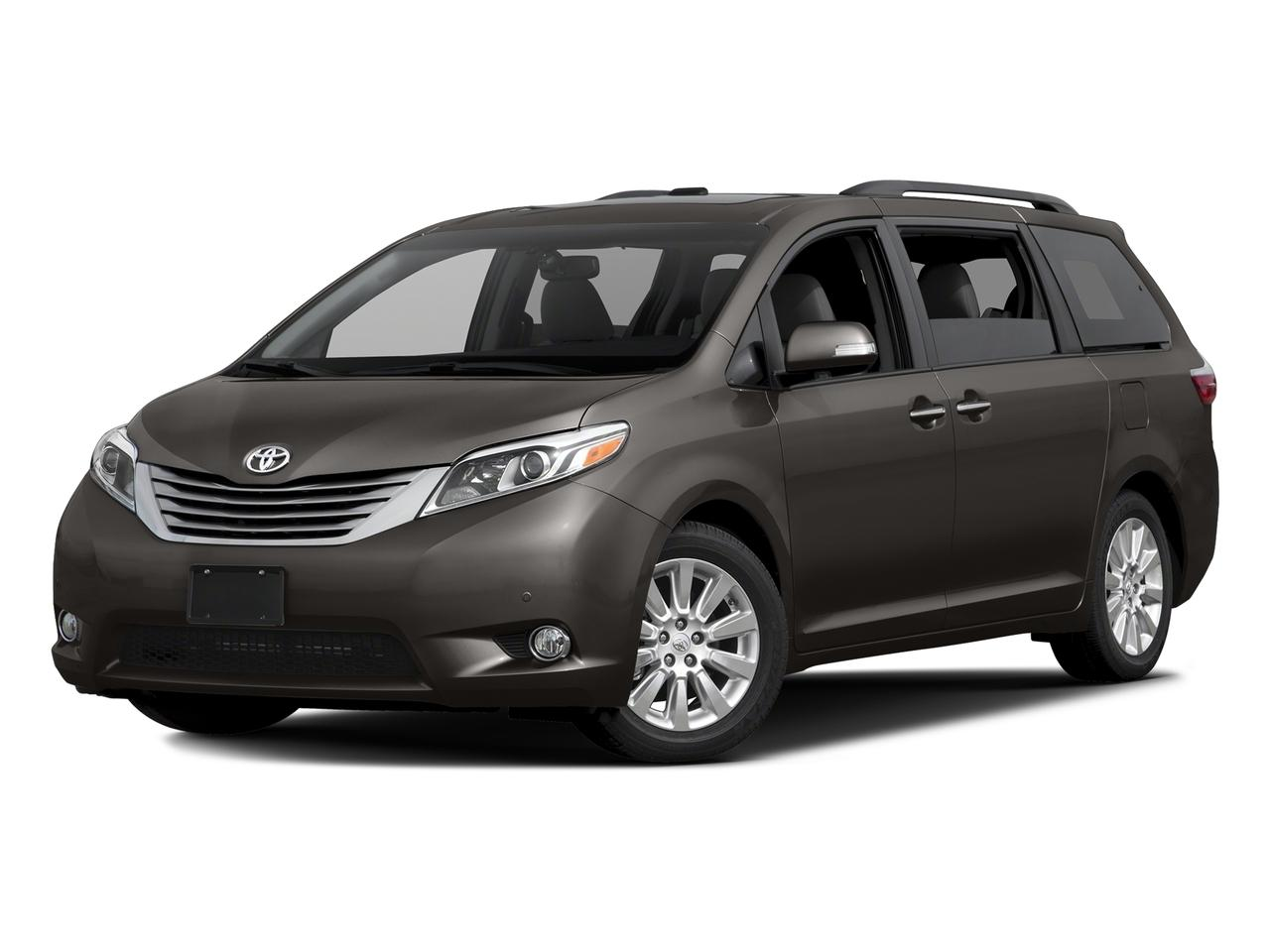 2016 Toyota Sienna Vehicle Photo in Joliet, IL 60586