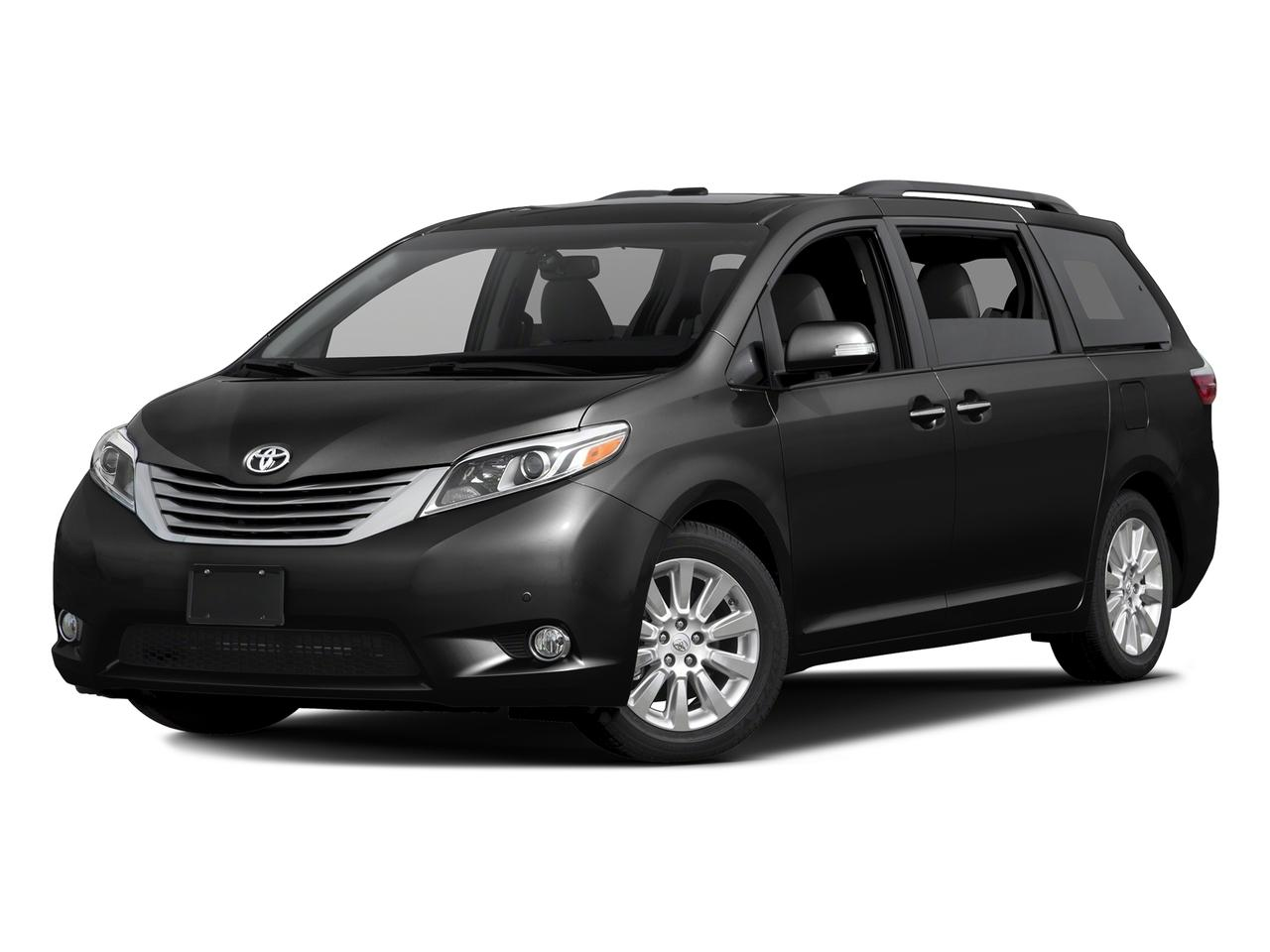 2016 Toyota Sienna Vehicle Photo in Ellwood City, PA 16117