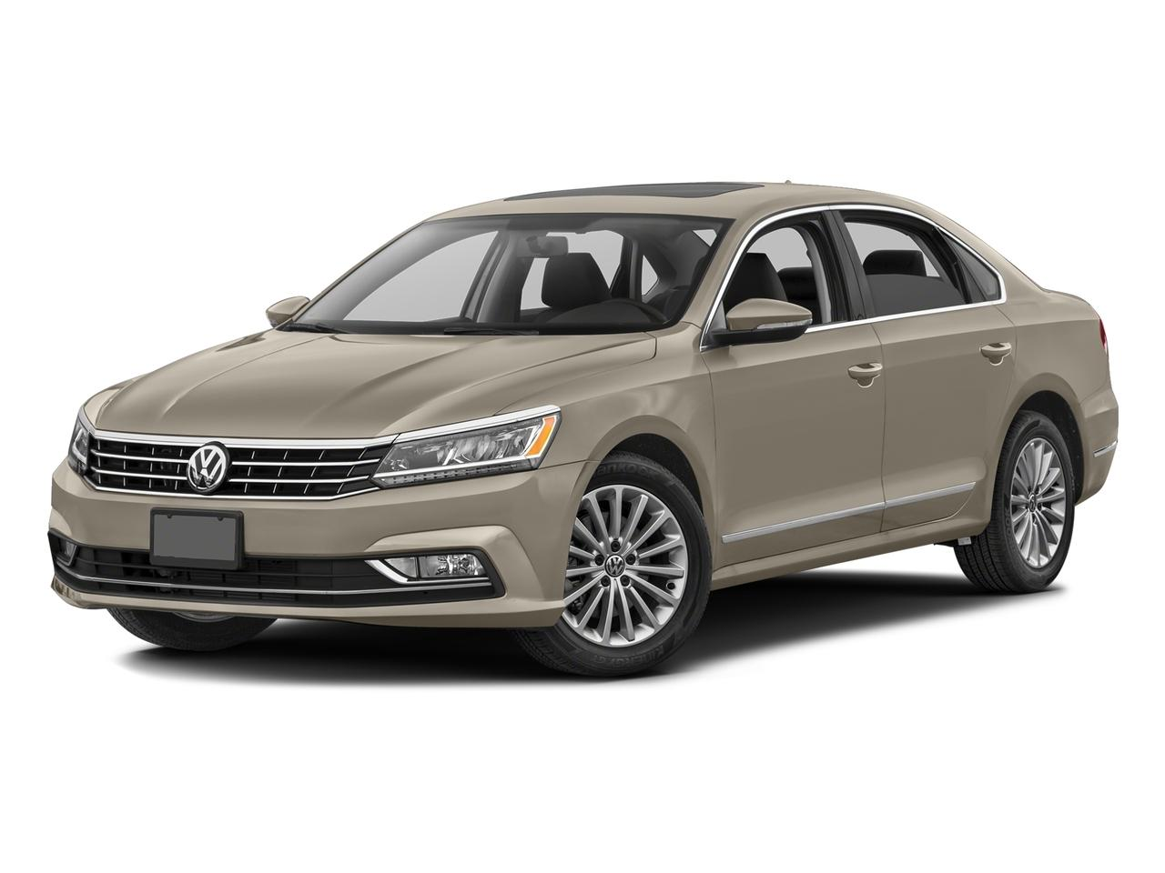 2016 Volkswagen Passat Vehicle Photo in Manassas, VA 20109