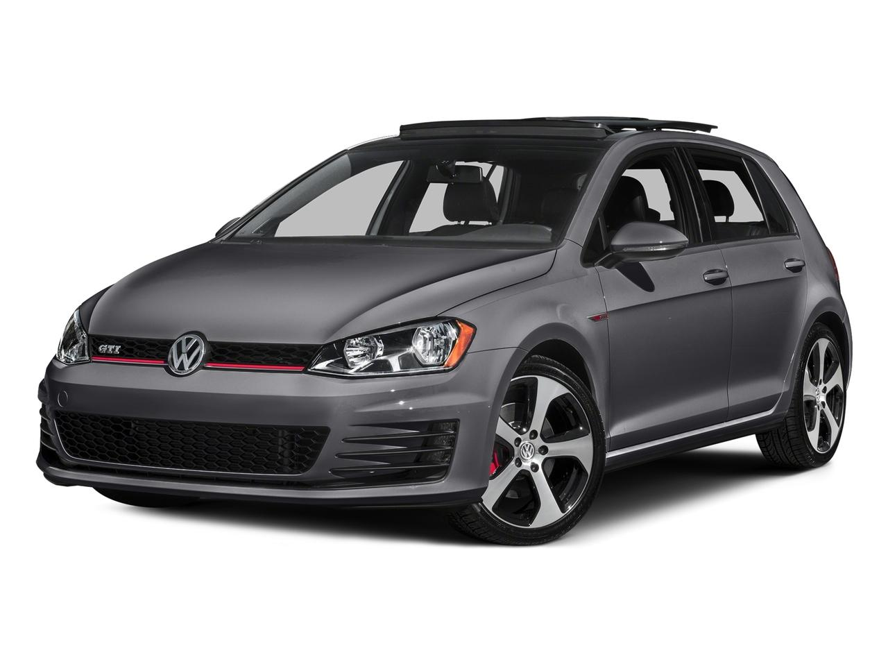 2016 Volkswagen Golf GTI Vehicle Photo in San Antonio, TX 78257