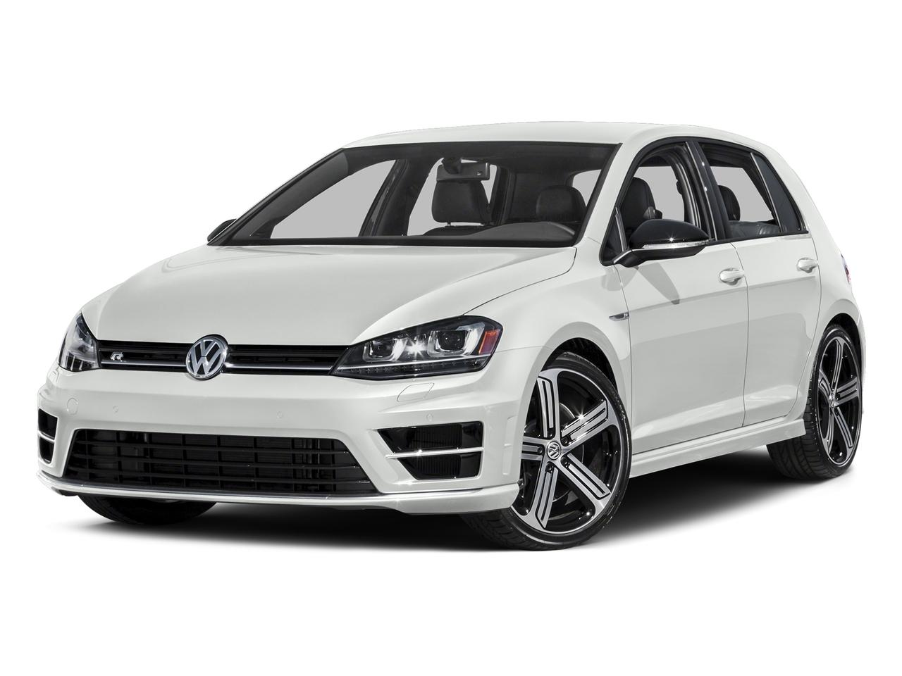 2016 Volkswagen Golf R Vehicle Photo in San Antonio, TX 78257