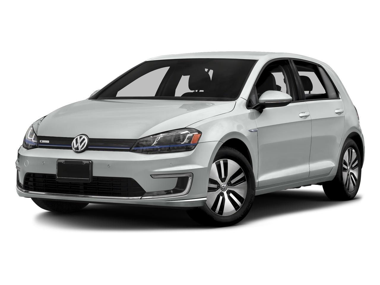 2016 Volkswagen e-Golf Vehicle Photo in Pleasanton, CA 94588