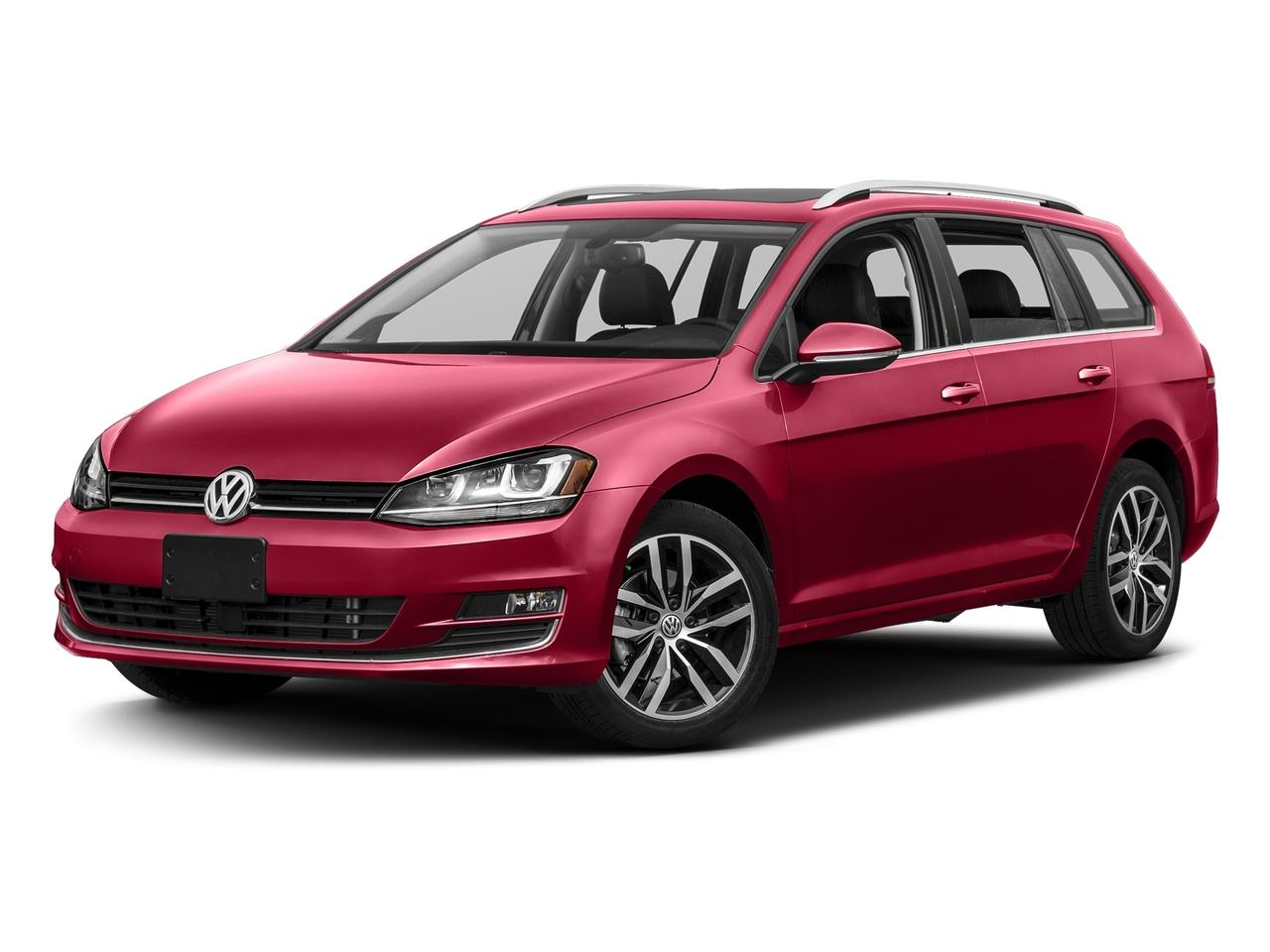 2016 Volkswagen Golf SportWagen Vehicle Photo in San Antonio, TX 78257