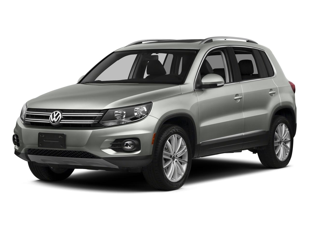 2016 Volkswagen Tiguan Vehicle Photo in Pleasanton, CA 94588