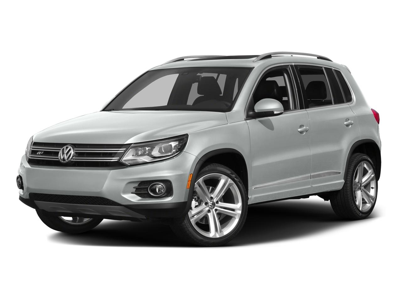 2016 Volkswagen Tiguan Vehicle Photo in San Antonio, TX 78257
