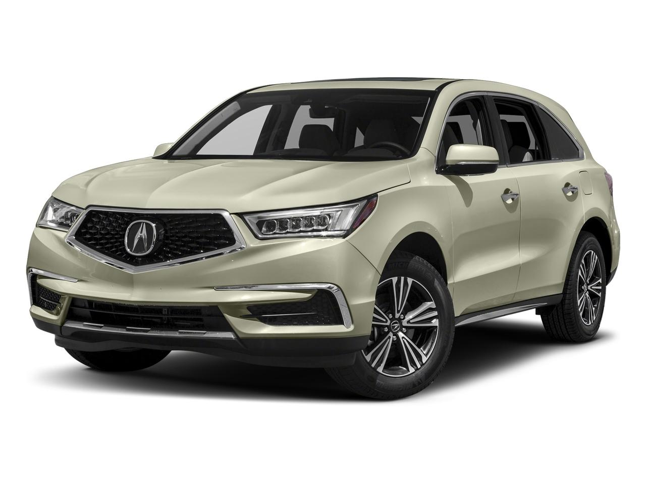 2017 Acura MDX Vehicle Photo in Tulsa, OK 74133