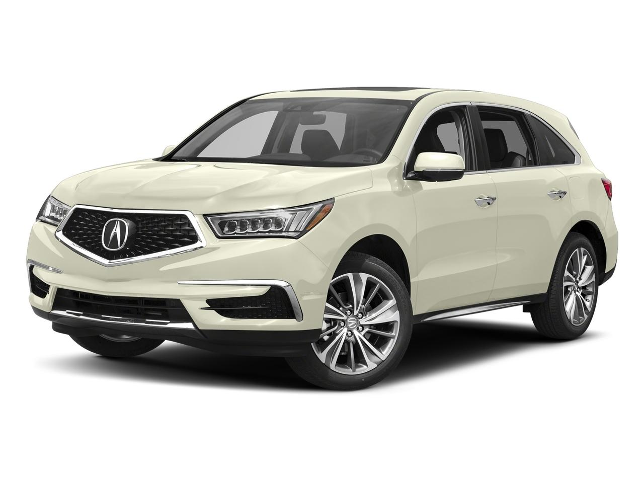 2017 Acura MDX Vehicle Photo in Oklahoma City , OK 73131