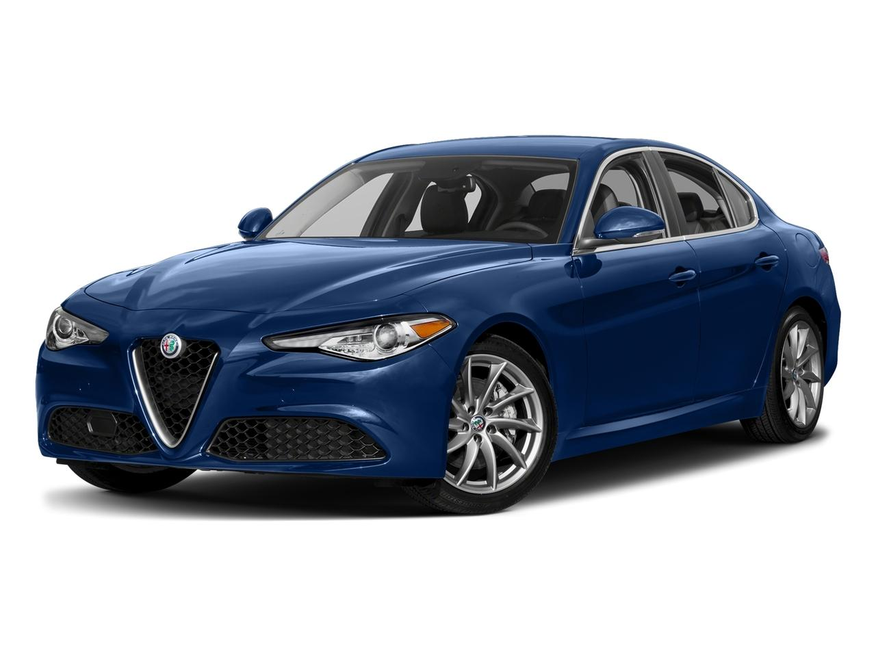 2017 Alfa Romeo Giulia Vehicle Photo in Willow Grove, PA 19090