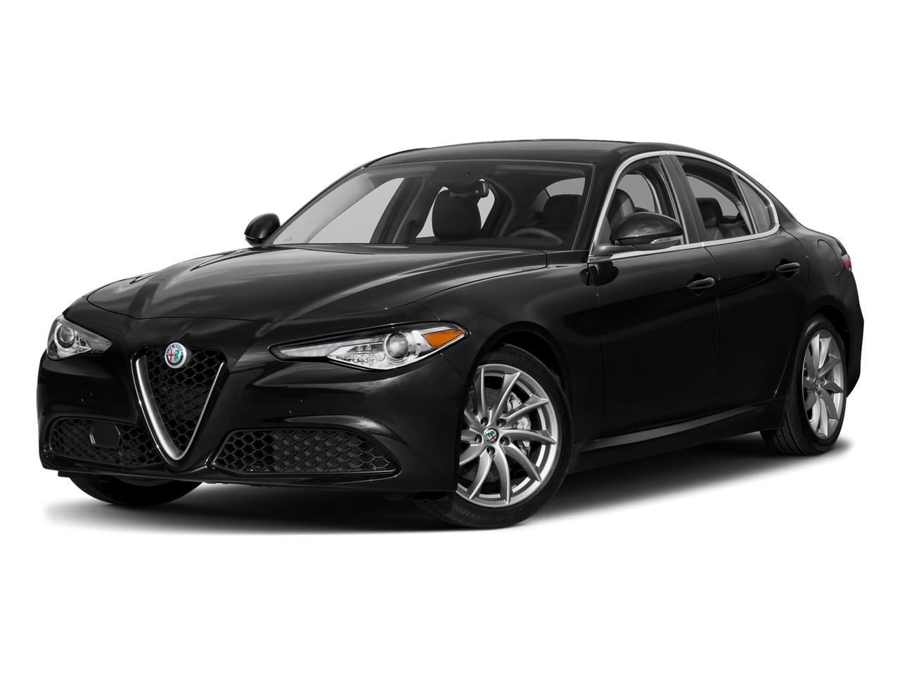 2017 Alfa Romeo Giulia Vehicle Photo in Portland, OR 97225