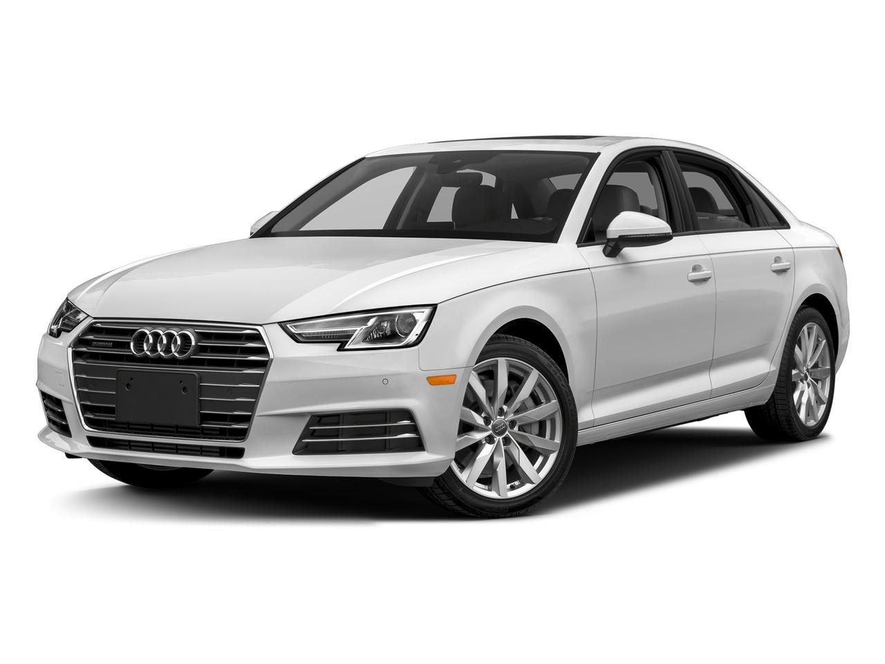 2017 Audi A4 Vehicle Photo in Danbury, CT 06810