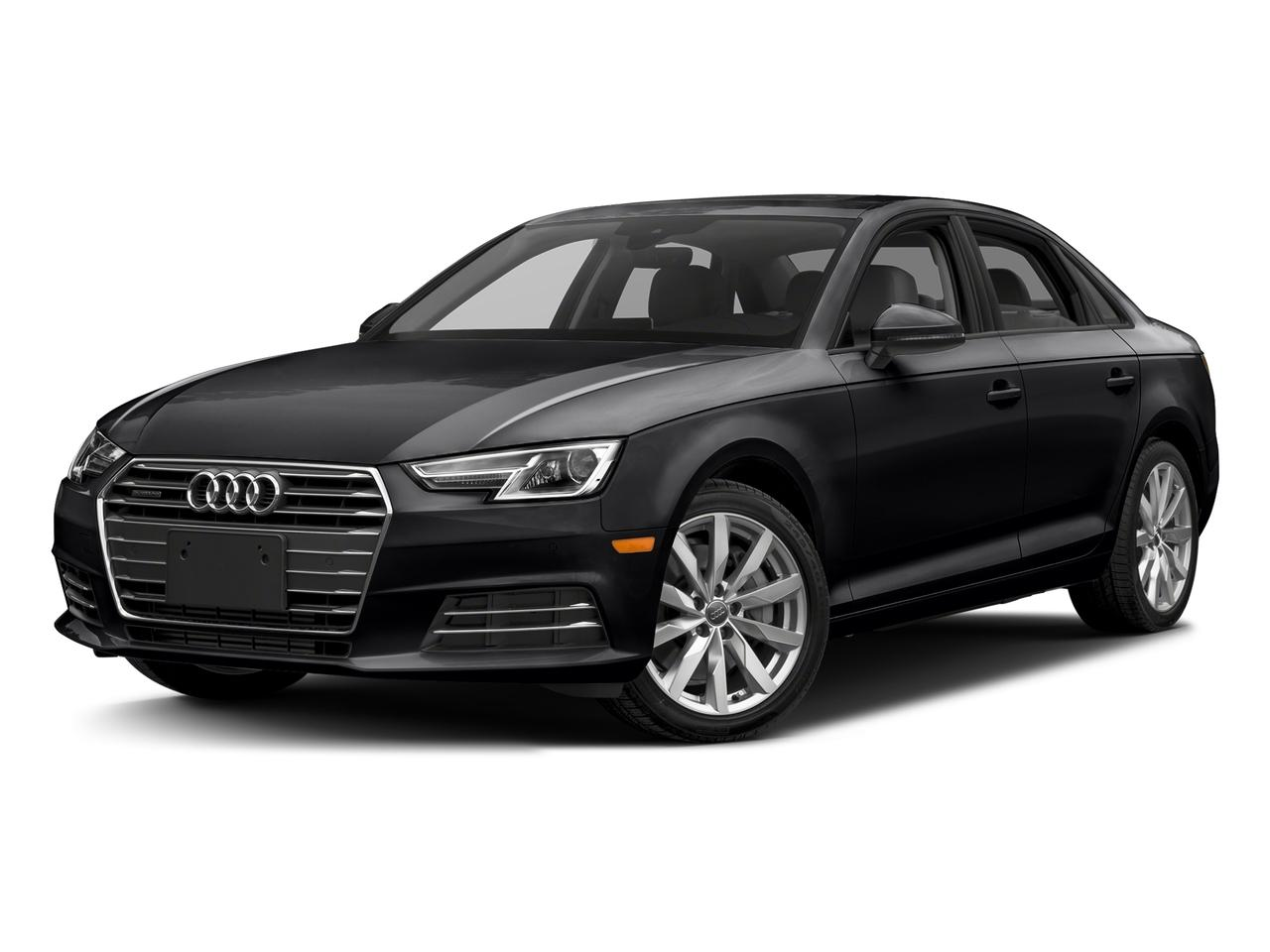 2017 Audi A4 Vehicle Photo in Charlotte, NC 28269