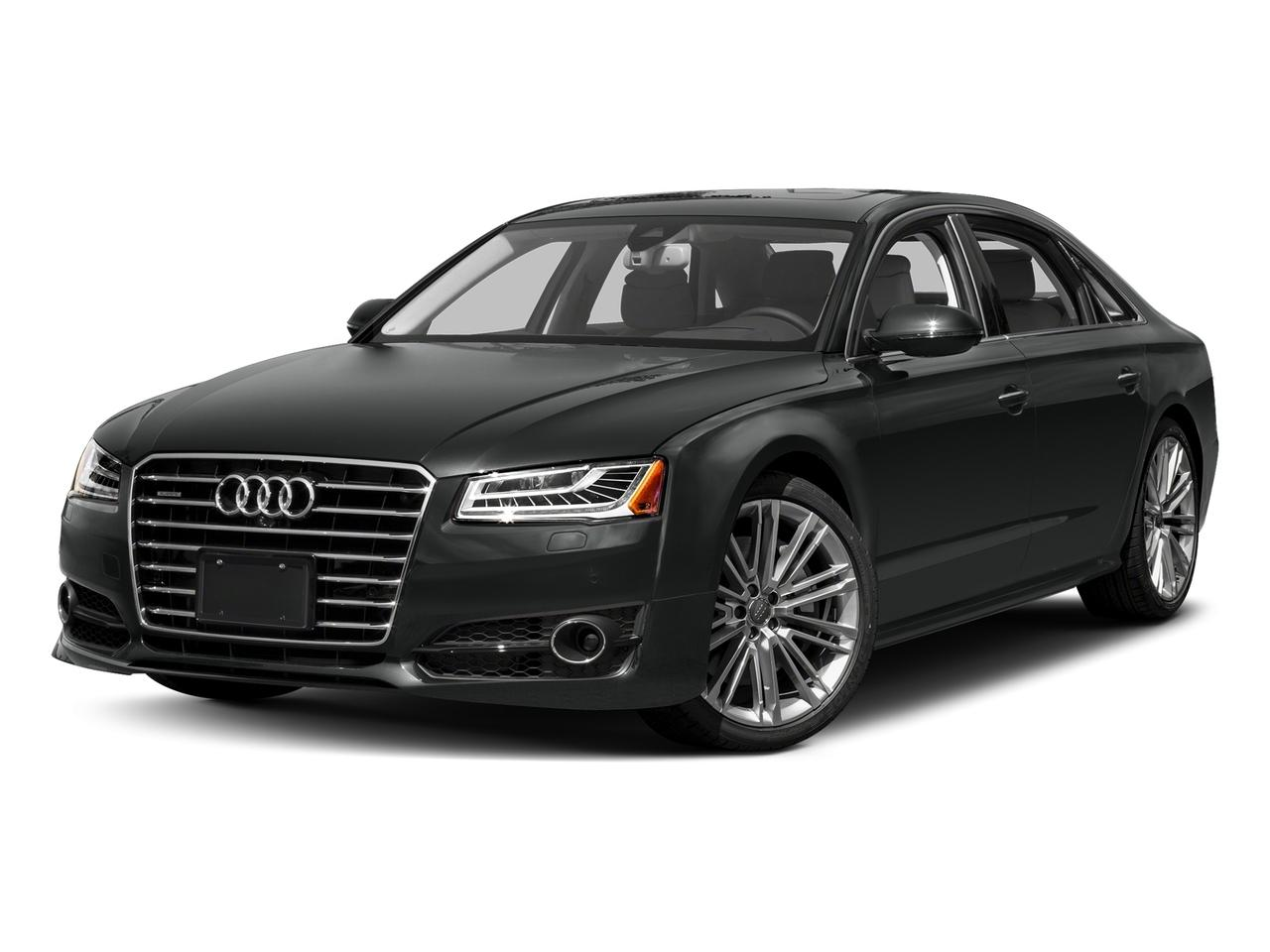 2017 Audi A8 L Vehicle Photo in Wilmington, NC 28403