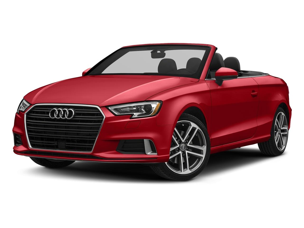 2017 Audi A3 Cabriolet Vehicle Photo in Allentown, PA 18103