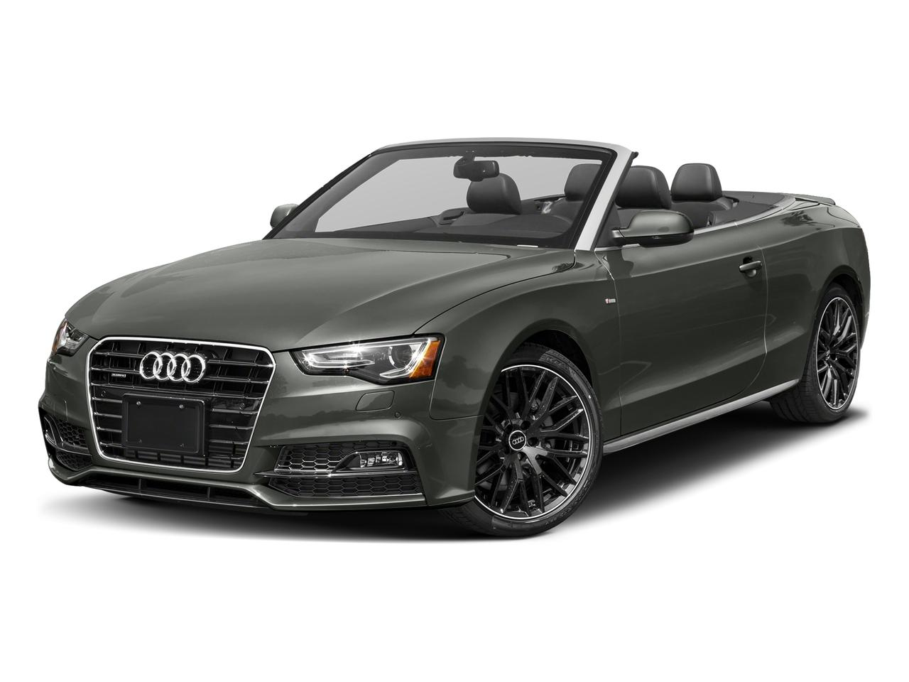 2017 Audi A5 Cabriolet Vehicle Photo in Allentown, PA 18103