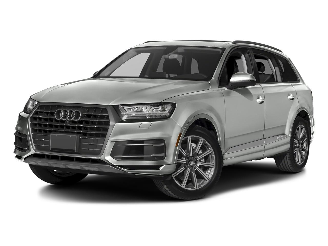 2017 Audi Q7 Vehicle Photo in Austin, TX 78759