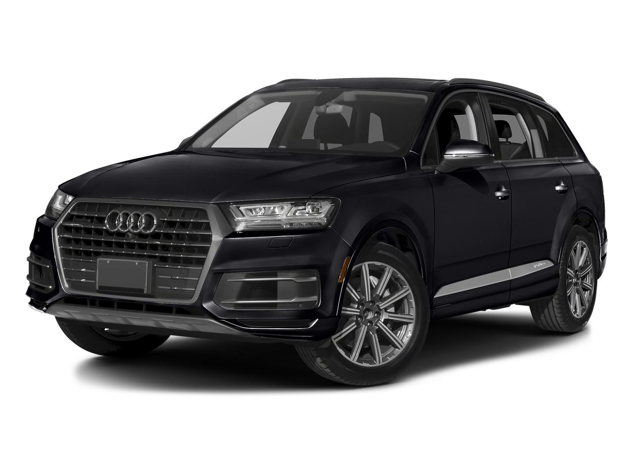 2017 Audi Q7 Vehicle Photo in Poughkeepsie, NY 12601